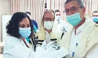 hadassah-hospital-staff-host-circumcision-celebration-thumb