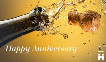 Anniversary Cork