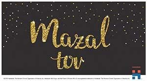 ecards Mazel Tov