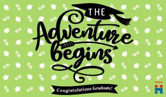 Graduation Day Adventure eCard thumb